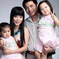 Mỹ Lệ chia sẻ về bài học hạnh phúc gia đình