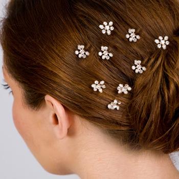 Chọn phụ kiện đẹp cho tóc cô dâu - 2
