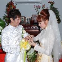 Lý Hải - Minh Hà chính thức thành vợ chồng