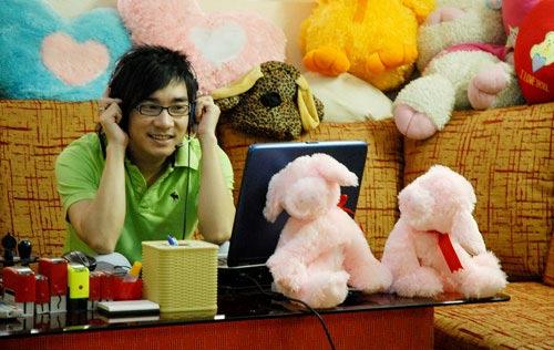 """Căn hộ """"nhí nhảnh"""" của ca sĩ Quang Hà - 3"""