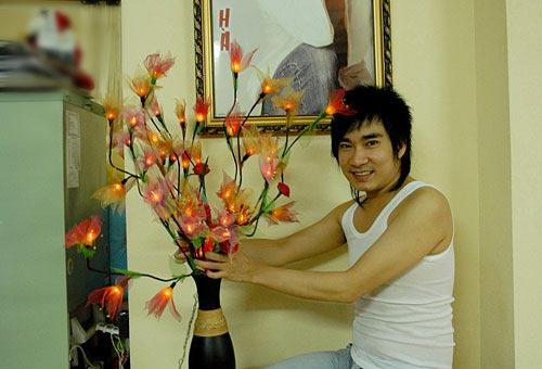 """Căn hộ """"nhí nhảnh"""" của ca sĩ Quang Hà - 7"""