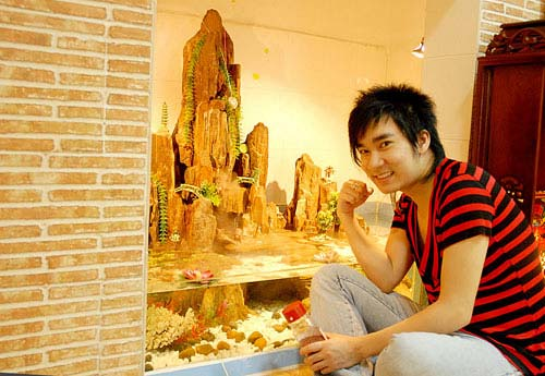 """Căn hộ """"nhí nhảnh"""" của ca sĩ Quang Hà - 12"""