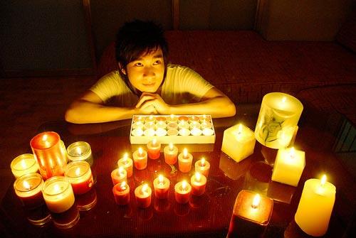 """Căn hộ """"nhí nhảnh"""" của ca sĩ Quang Hà - 13"""