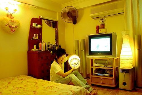 """Căn hộ """"nhí nhảnh"""" của ca sĩ Quang Hà - 14"""