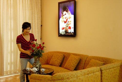"""Căn hộ """"nhí nhảnh"""" của ca sĩ Quang Hà - 8"""