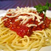 Mì Spaghetti xào thập cẩm