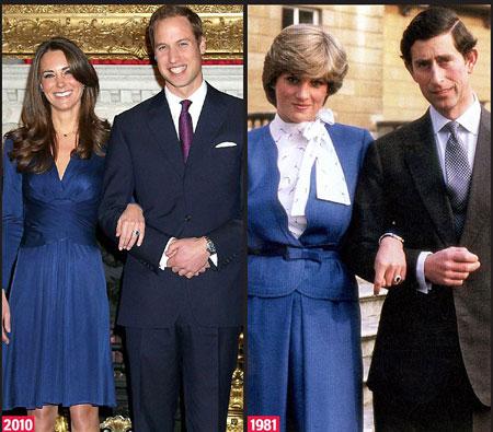 Những phong tục cưới hỏi chỉ có ở Hoàng gia Anh - 1