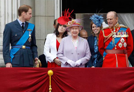 Những phong tục cưới hỏi chỉ có ở Hoàng gia Anh - 3
