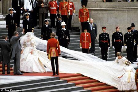 Những phong tục cưới hỏi chỉ có ở Hoàng gia Anh - 4