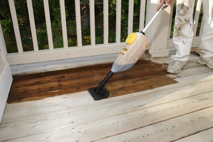 Mẹo bảo quản sàn gỗ ngoài trời - 3
