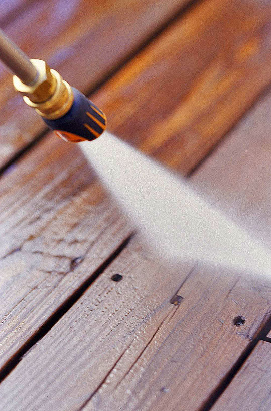 Mẹo bảo quản sàn gỗ ngoài trời - 1