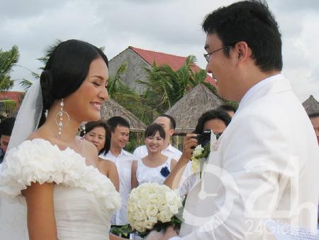Hoa hậu Hương Giang tiết lộ cuộc sống sau hôn nhân - 2