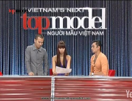 Vietnam Next Top Model: Nảy sinh mâu thuẫn nội bộ - 1