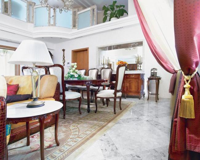Điều gì tạo nên 'đẳng cấp' trong cách bố trí nội thất của căn nhà này?