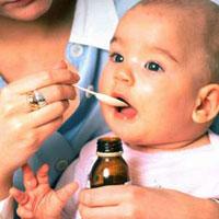 Khi nào trẻ sốt thì được dùng kháng sinh?