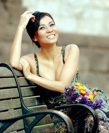 Ca sĩ Thu Minh - Mãn nguyện với tình yêu đang có - 1