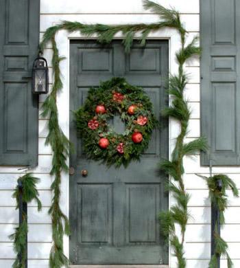Ấm áp Giáng sinh từ ngoài cửa - 2