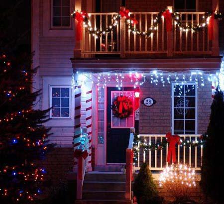 Ấm áp Giáng sinh từ ngoài cửa - 5