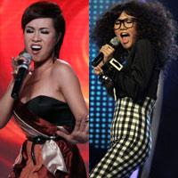 Chung kết Idol: Uyên Linh rực cháy, Mai Hương đầy sức trẻ!