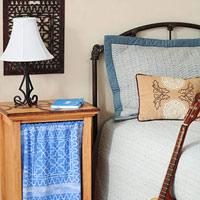 Tủ đầu giường và 5 phong cách mới lạ