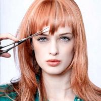 Video làm đẹp: Hướng dẫn cách cắt tóc mái