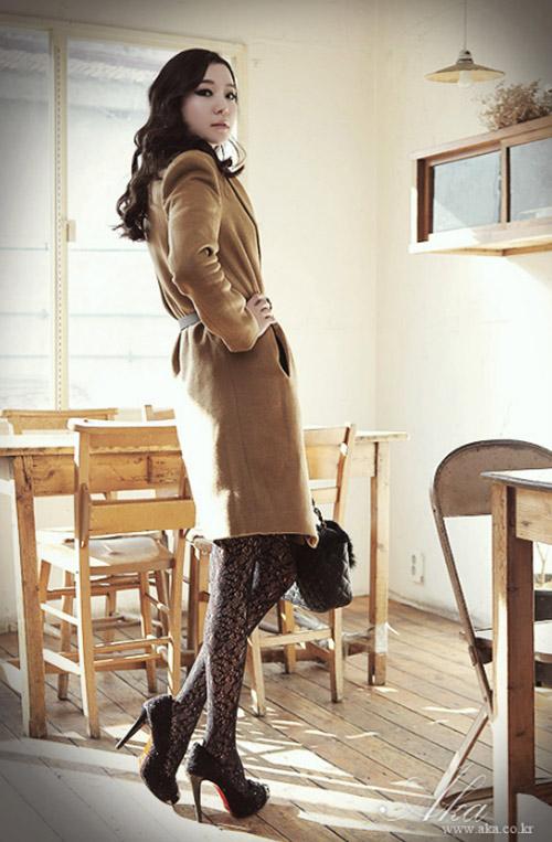 Chọn áo khoác dáng dài theo từng dáng người - 23