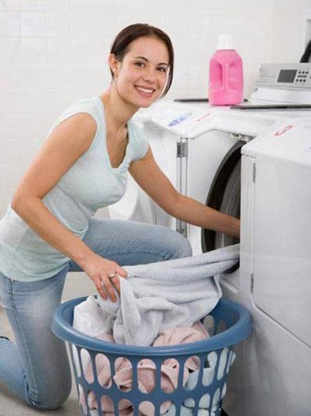 Cách sử dụng và bảo quản máy giặt - 1