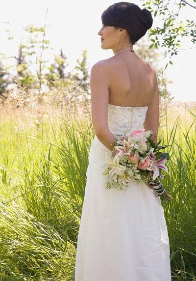 Chọn váy cưới hợp dáng người - 2