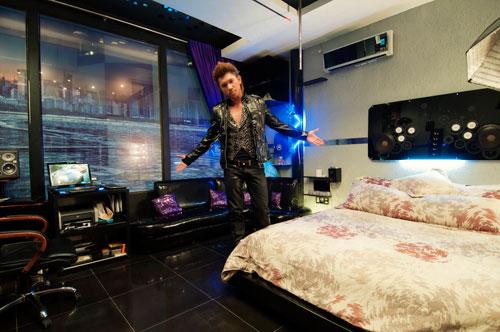 Las Vegas bên... giường ngủ nhà Lương Bằng Quang - 6