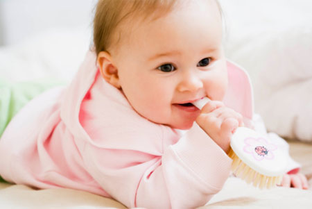 Đổi thay quan trọng của bé 7 – 9 tháng tuổi - 1