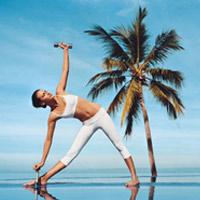 8 động tác yoga cho vòng eo thon gọn
