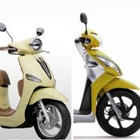 Xe máy nào là sự lựa chọn hoàn hảo cho nữ?