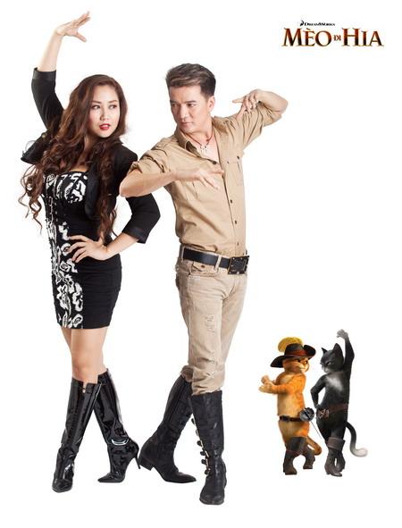 'Mèo Đi Hia' nói tiếng Việt siêu nhắng - 1