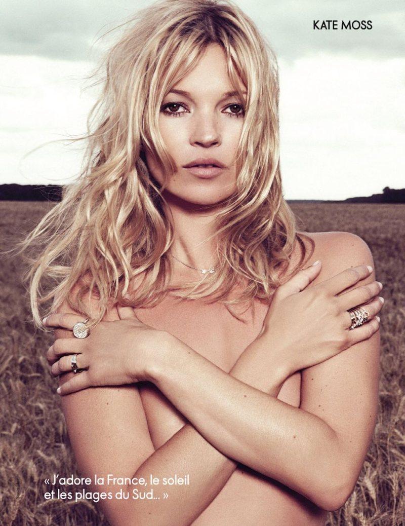 Kate Moss đã mang tới hình ảnh mới cho thế giới người