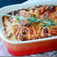 Món lạ béo ngậy từ khoai tây