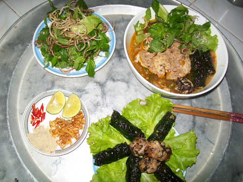 Bài dự thi: Bánh đa cua Hải Phòng – Đậm đà hương vị Việt - 1