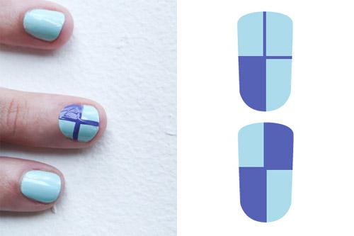 Nghịch vui với 3 mẫu nail - 11