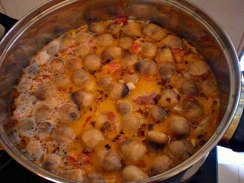 Bài dự thi: Bún riêu chay, món ngon dễ nấu - 6