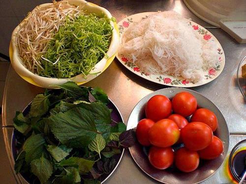 Bài dự thi: Bún riêu chay, món ngon dễ nấu - 9