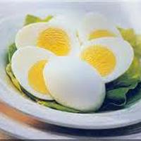 Không ăn trứng gà khi sốt và tiêu chảy