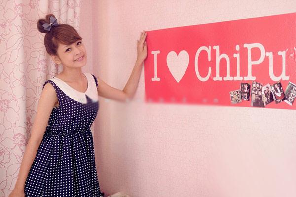 Hot girl Chi Pu khoe căn phòng nữ tính - 10