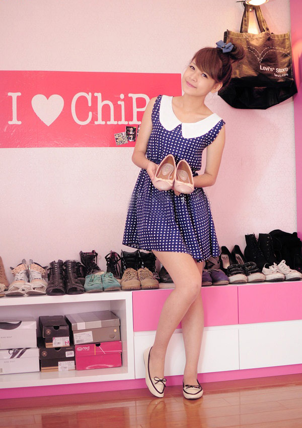 Hot girl Chi Pu khoe căn phòng nữ tính - 8