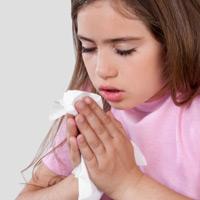Trẻ sổ mũi: Phòng hơn chữa