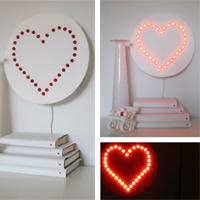 Đèn ngủ trái tim - Gọi giấc mơ về