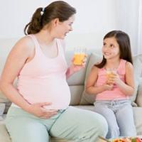 Đừng bỏ qua nước cam khi mang bầu