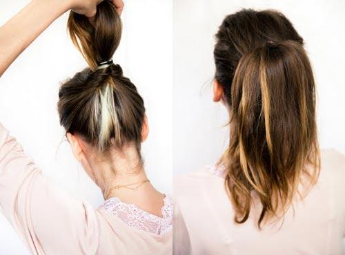 Xinh xinh kiểu tóc cô dâu - 3