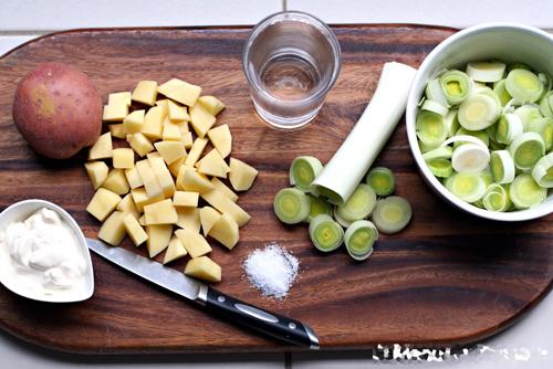 Súp khoai tây ngon và lạ miệng - 2
