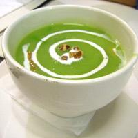 Bé 'khỏe re' nhờ súp ngon mẹ nấu