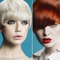 Gợi ý hoàn hảo cho mốt tóc ngắn 2012