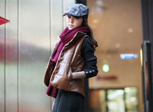 Các mẫu khăn quàng tuyệt đẹp ngày lạnh - 11